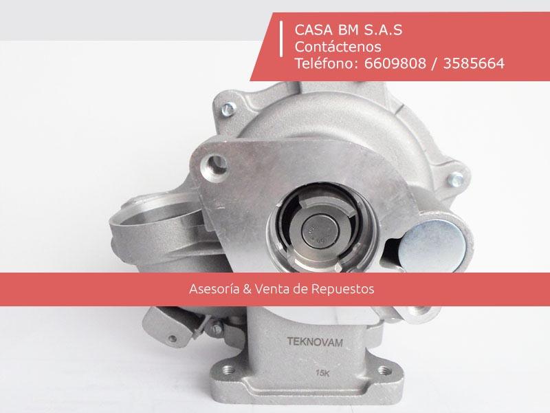 Repuestos & partes BMW - Bomba de agua mecánica bmw E46 E81 E90 X1 X3