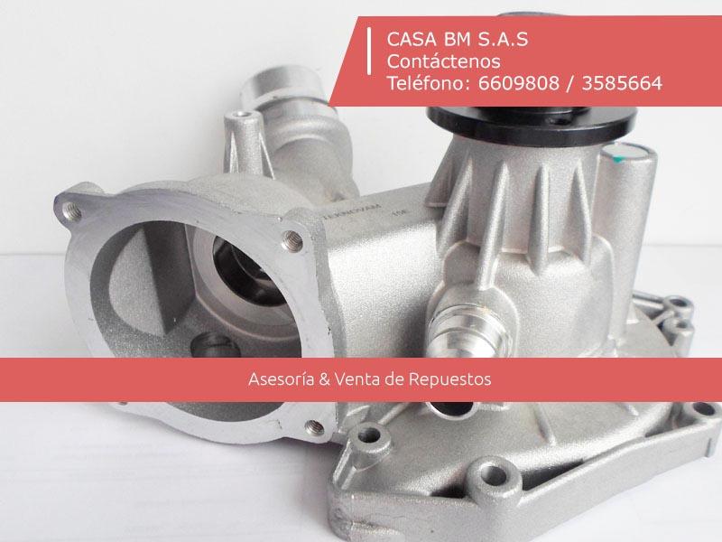 Repuestos & partes BMW -bomba de agua mecánica  E39 E38 X5 E53 M62