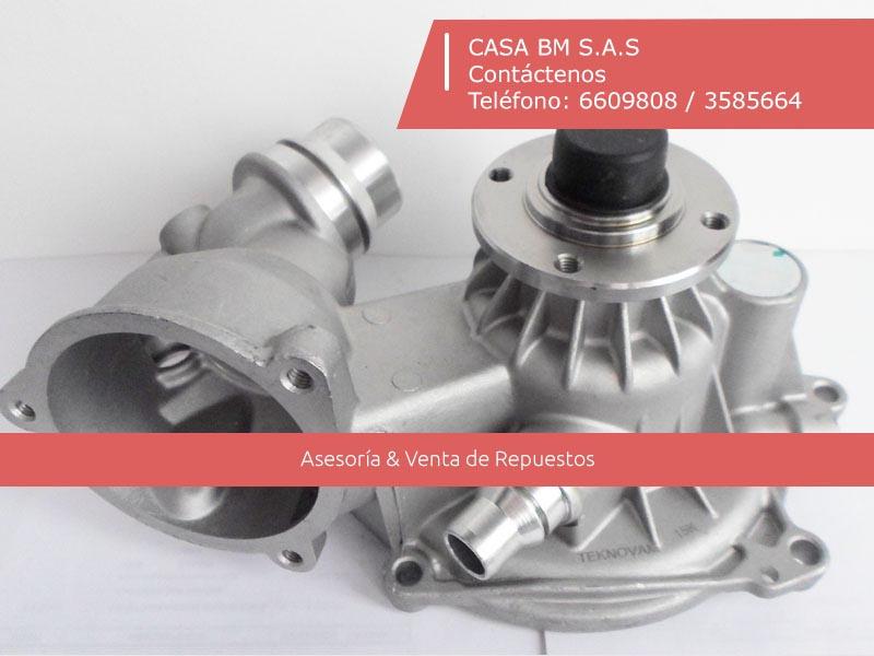 Repuestos & partes BMW - Bomba de agua mecánica bmw E60 E65 X5