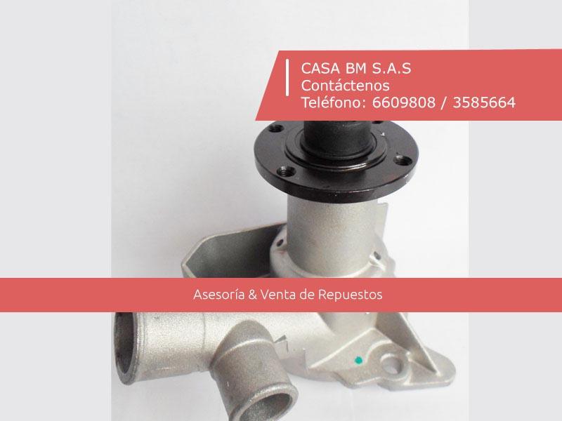 Repuestos & partes BMW - Bomba de Agua E21 E30 E28