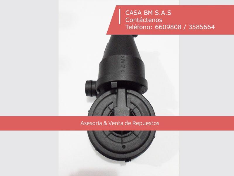 Repuestos & partes BMW   Válvula reguladora de presión bmw